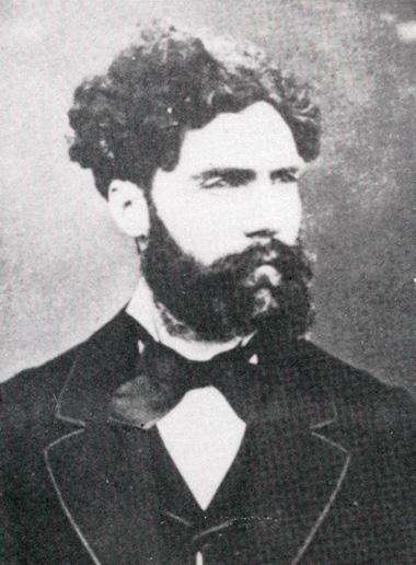 Ferdinand Arnodin, le père du pont de Saint-Ilpize