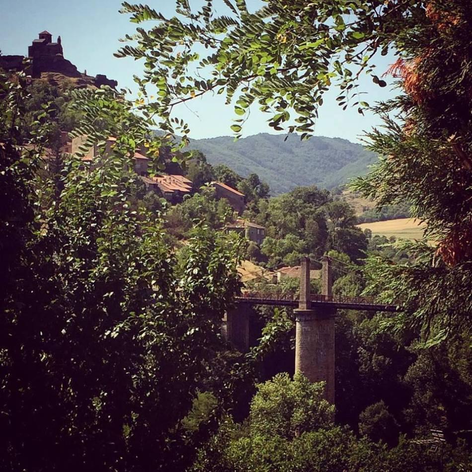 Pont de saint-Ilpize 3